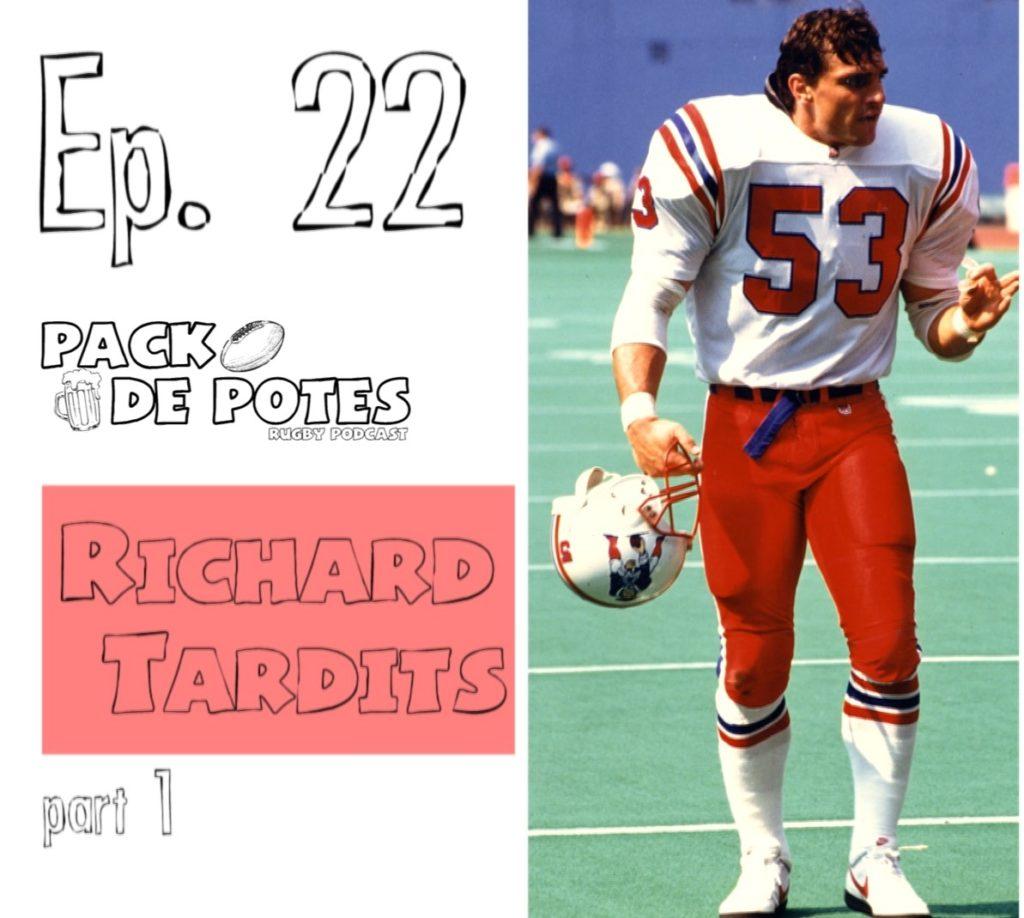 Tardits NFL Foot US