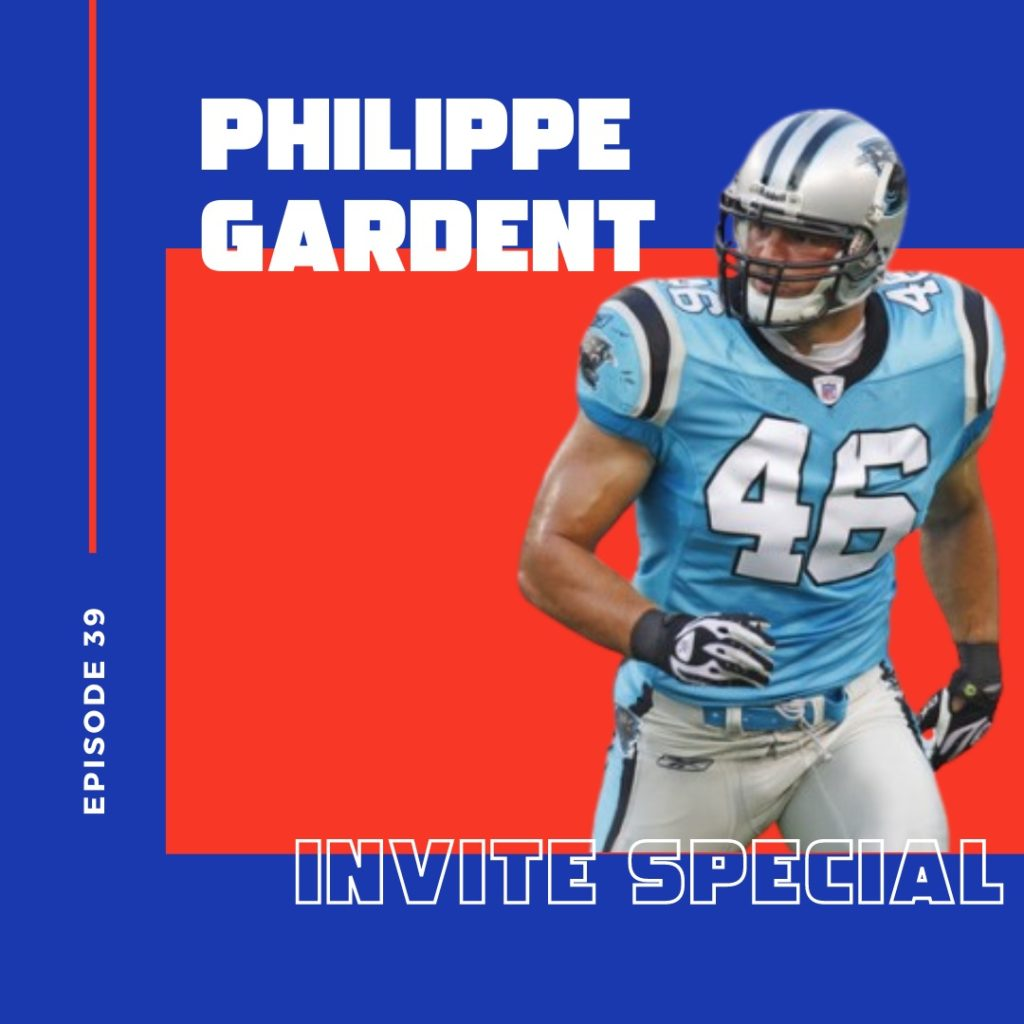 NFL Philippe Gardent